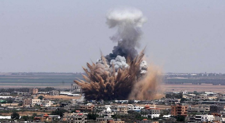 Israel is attacking, and killing, Palestinian civilians in the Gaza Strip By: Ben White