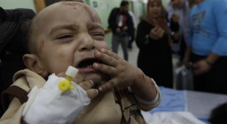 Thousands of Palestinian children injured in conflict