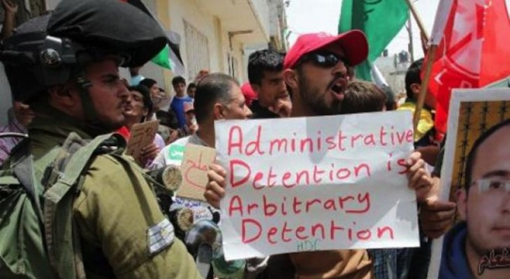 Report: 647 Palestinians arrested in March; 750 now held in administrative detention