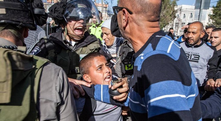 Human Rights Watch Report: Palestine: Israeli Police Abusing Detained Children