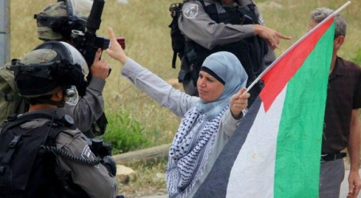 EVENT: Manal Tamimi: Life and Resistance Under Occupation