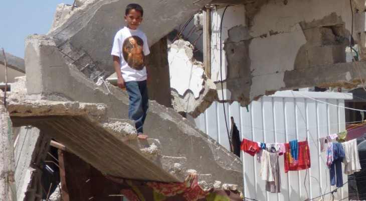 UN survey finds displaced Palestinian families in Gaza Strip live in desperate conditions