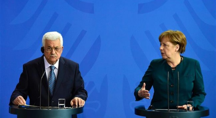 Israel settlement expansion counterproductive to peace: Merkel