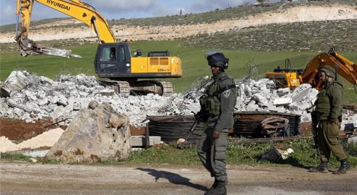 How home demolitions threaten Palestinian statehood By: Ben White