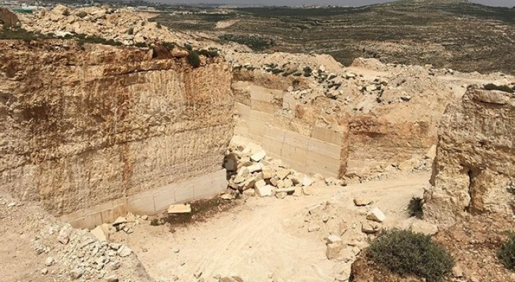 HRW report slams 'discriminatory' Israeli closure of Palestinian quarries