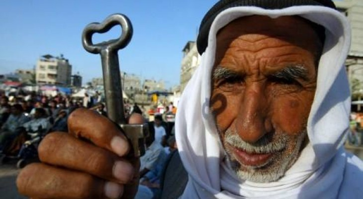"LONDON EVENT: Nakba Day, ""Registered Alive"""