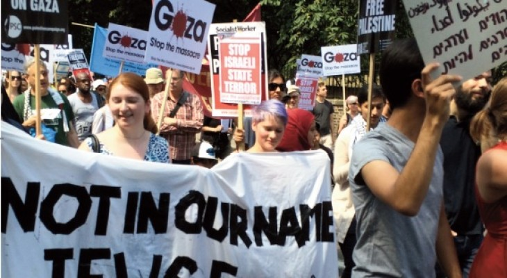 """UK: Statement on """"Labour's problem with antisemitism"""" By: Jewish Socialist Group"""