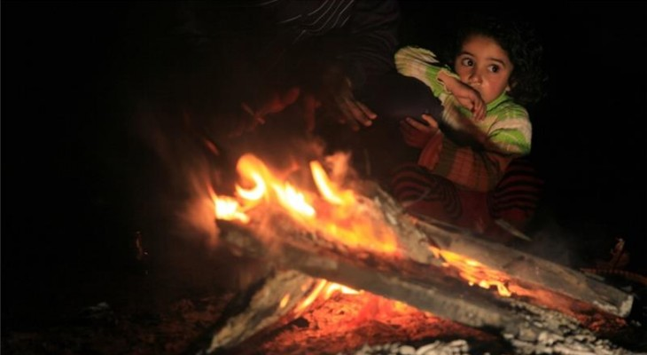 Israel's blockade keeps Gaza in the dark  By: Ylenia Gostoli