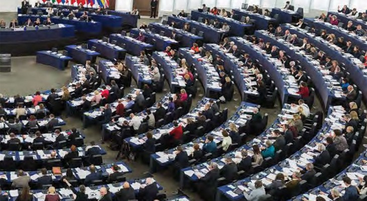 New report breaks down the Israel lobby in the European Union By: Jessica Purkiss