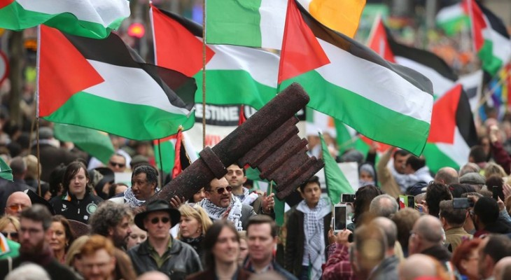 Ireland latest EU state to defend BDS By: Kevin Squires