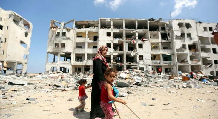 Turkey pledges to meet Gaza's humanitarian needs