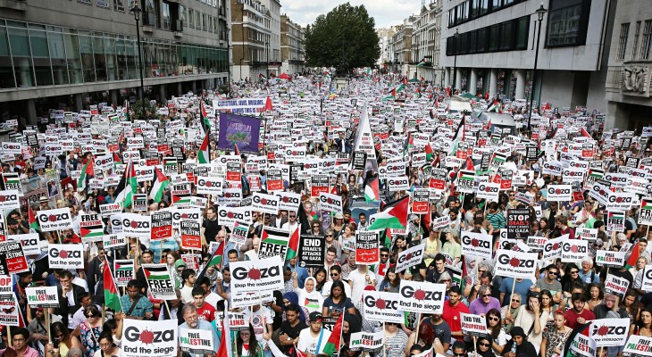 LONDON EVENT: Rally: End the Siege on Gaza