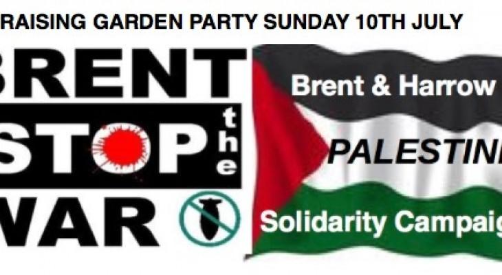 Brent PSC Summer Fundraiser and Garden Party