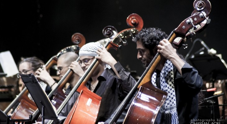 Palestine Youth Orchestra UK Tour: 18 July-1 August, 2016
