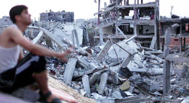 On Gaza war anniversary, Amnesty slams impunity for war crimes