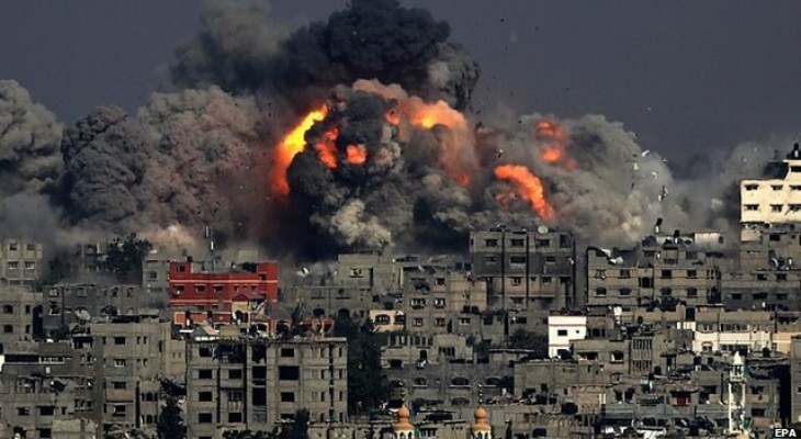 The catastrophic impact of the unrelenting wars and siege on Gaza