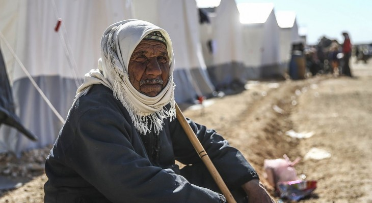 More than 144,200 Palestinian refugees have fled Syria since 2011