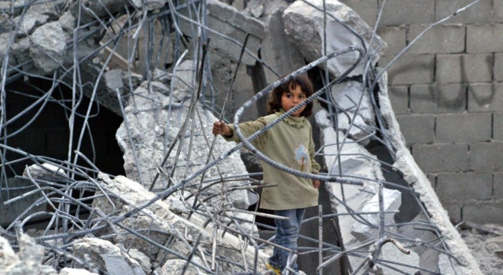 Palestinian forced to demolish his house in Jerusalem