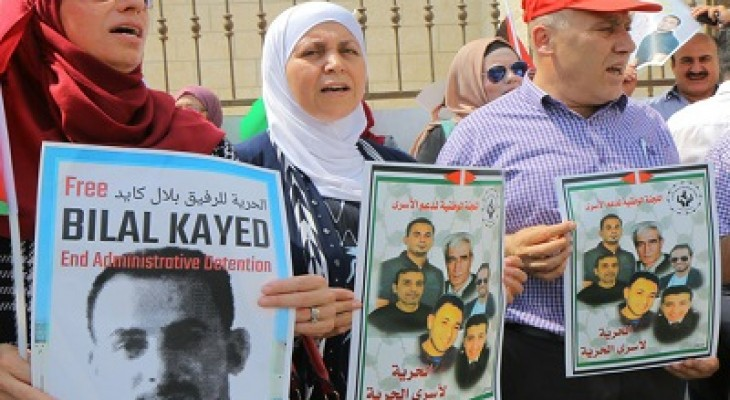 Palestinians Shut Down UN Headquarters to Support Hunger Strikers