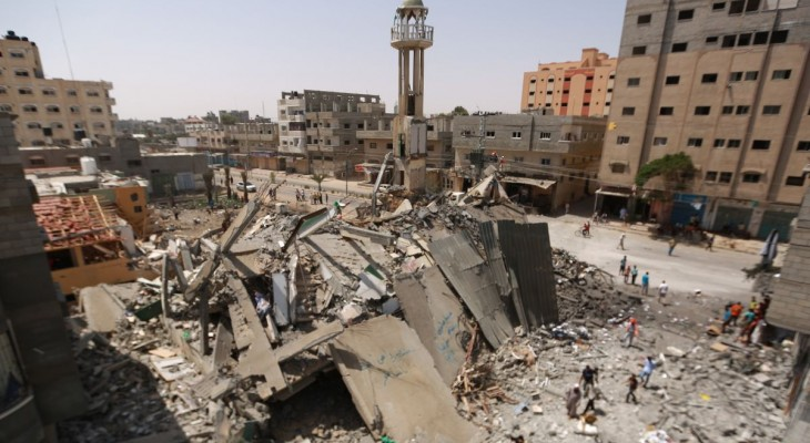 UN bodies call for improved access to building material in Gaza