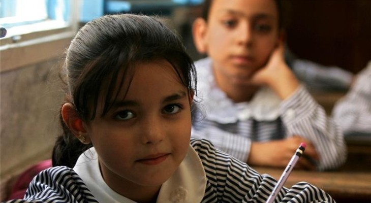 Israel tells Palestinians: Our textbooks or no funding