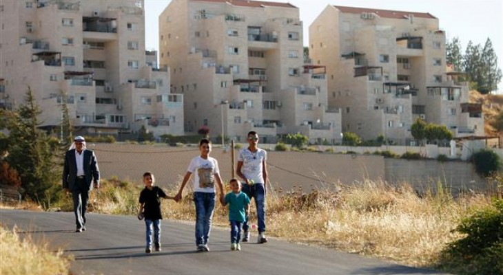 40 percent increase in settlement building in WB and Jerusalem