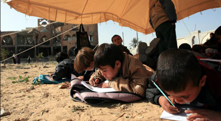 Divide and rule: How the school system sows division among Israel's Palestinians By: Mona Bieling
