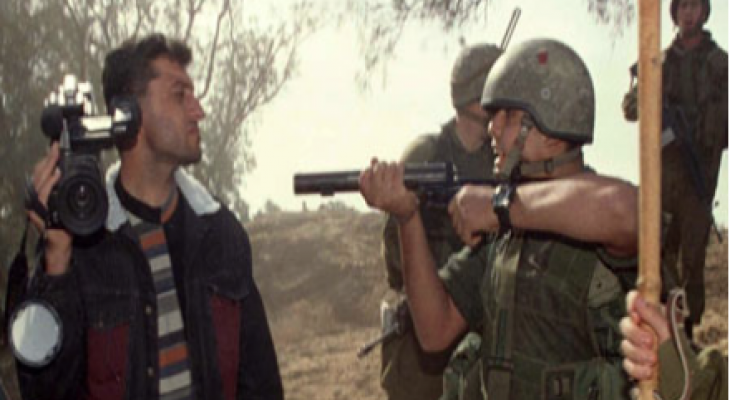 Israeli violations against Palestinian journalists marked rising in  in October