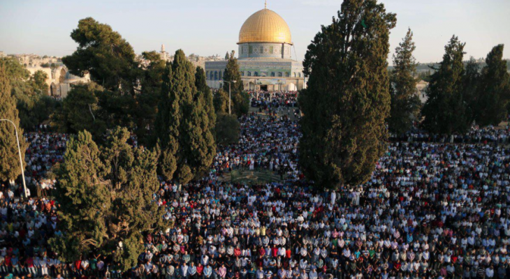 Israel's ban on the Muslim call to prayer in Jerusalem is the tip of the iceberg By: Professor Kamel Hawwash