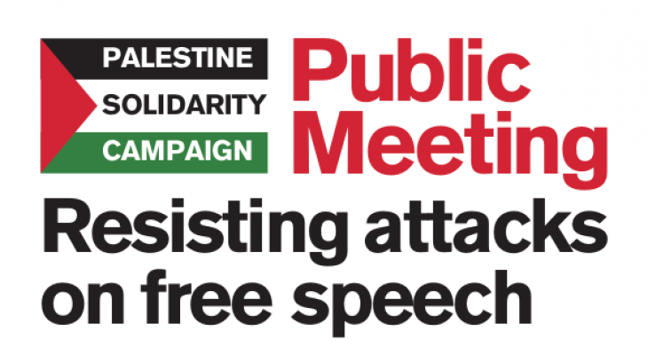 LONDON EVENT: Resisting attacks on free speech