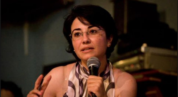 RICHMOND EVENT:  Haneen Zoabi Shares her Experiences in the Knesset