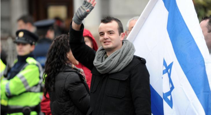 Who funds Irish4Israel? By: David Cronin