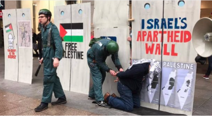 Israeli Apartheid Week 2017 launched in Dublin
