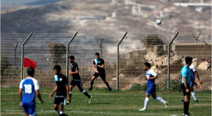 FIFA delay on Israeli settlement decision fuels concern By: Nigel Wilson
