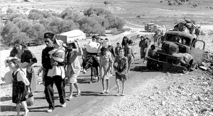 From Balfour to the Nakba: All events