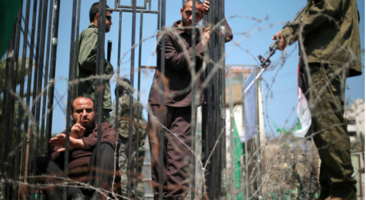 Over 1,000 Palestinians in Israeli jails launch mass hunger strike
