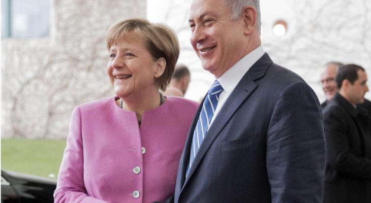 Germany: Netanyahu's threat to cancel meeting 'regrettable'