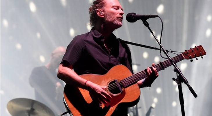 Leading arts world figures urge Radiohead to cancel Israel gig