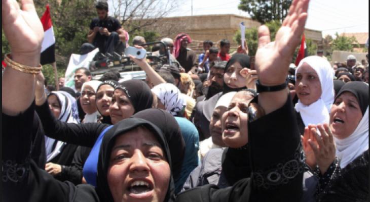 461 Palestinian women killed in Syria
