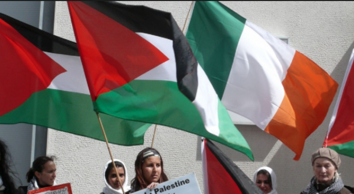 Ireland dodges the question on recognising Palestine