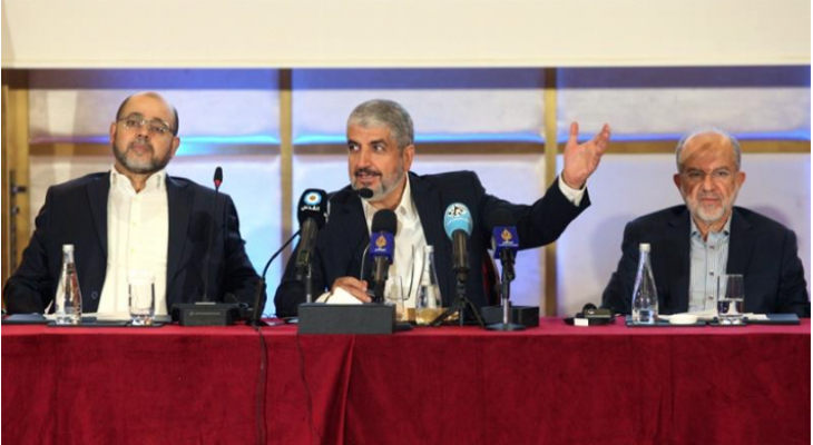 Hamas' new political outlook: is it enough for engagement?