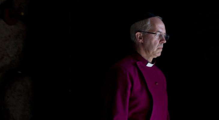 Archbishop of Canterbury makes surprise visit to Gaza