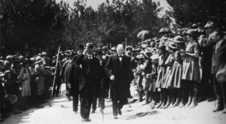 LONDON EVENT: Balfour Centenary – British Betrayal?