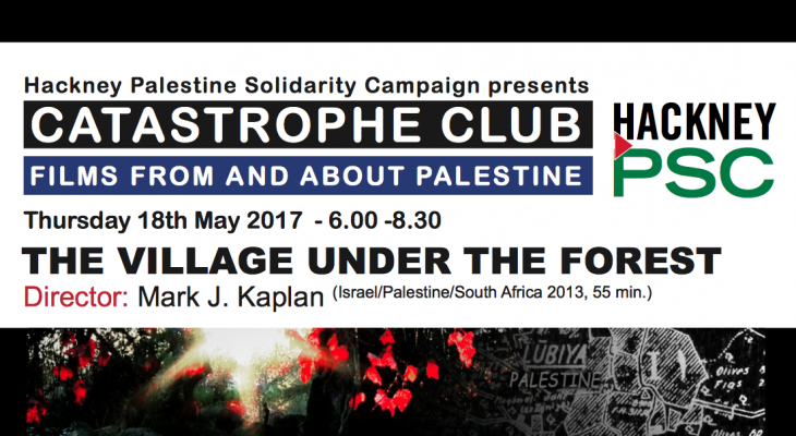 London event: Film: The Village Under The Forest