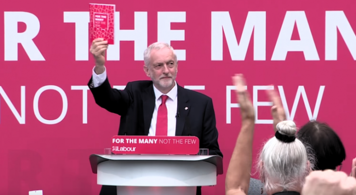 """Israel lobby claims """"win"""" over Labour manifesto changes"""
