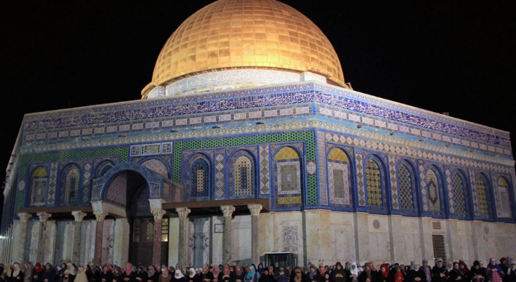 Israel announces 'special procedures' for Palestinian Muslims over Ramadan