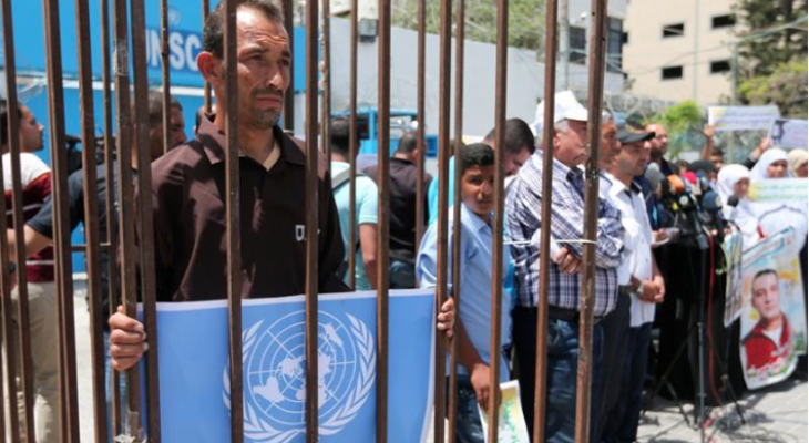 UN alarm over conditions for Palestinian prisoners