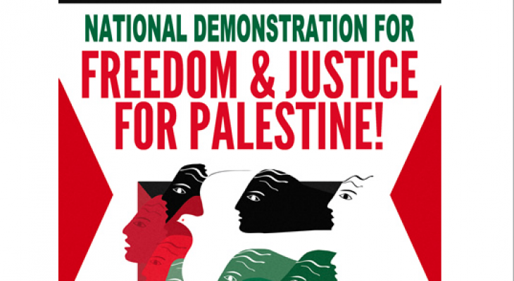 IRELAND EVENT: National Demonstration - 10th June: End The Occupation – Freedom & Justice for Palestine!
