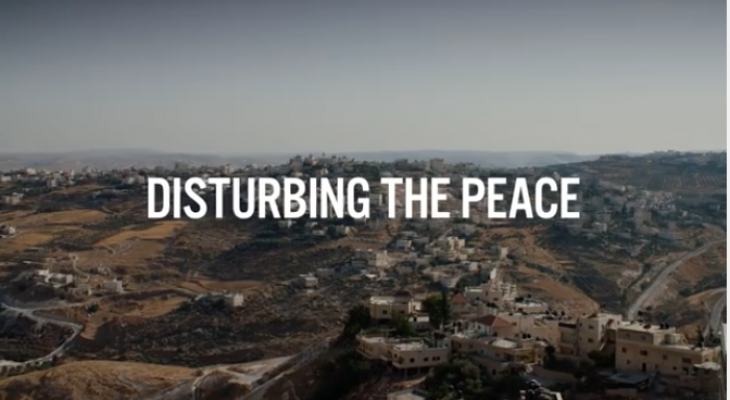 LONDON EVENT: Film: Disturbing the Peace