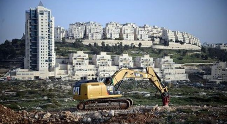 UK condemn Israeli announcement to build over 3,000 settlement units in the West Bank